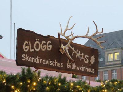 GLÖGG HUS Kieler Weihnachtsdorf