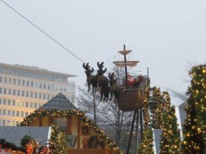 Kieler Weihnachtsdorf
