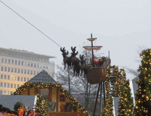 Kieler Weihnachtsmärkte finden 2020 auch trotz Corona statt
