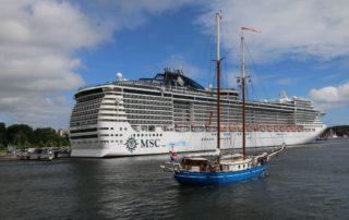 MSC Preziosa Kreuzfahrtschiff