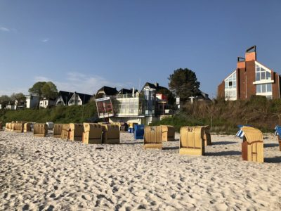 Strand Kiel-Schilksee