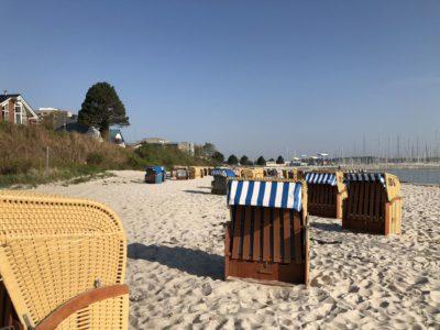 Schilksee Strand