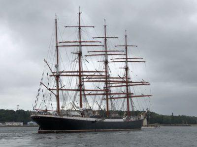 Sedov Segelschiff