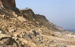 Steilküste Stohl