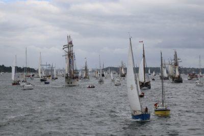 Schiffe Windjammerparade 2018