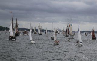 Windjammerparade Kiel 2018