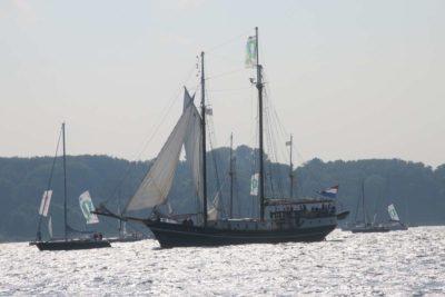Abel Tasman Segelschiff