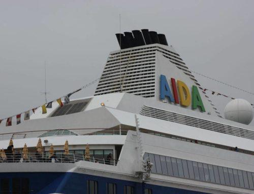 AIDA startet Kieler Kreuzfahrtsaison Mitte August 2020