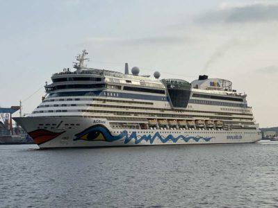 Kreuzfahrt ab Kiel mit AIDAluna