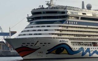 AIDAluna AIDA Cruises Schiff