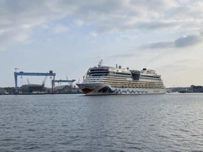 AIDAluna Ostseekreuzfahrt ab Kiel