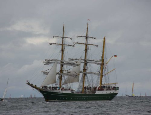 Kieler Woche 2020: Alexander von Humboldt II wird Windjammerparade anführen
