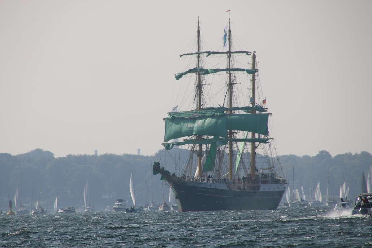 Alexander von Humboldt II Segelschiff