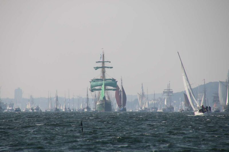 Alexander von Humboldt II Windjammerparade 2020