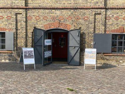 Metallgießerei Kiel Industriemuseum Eingang