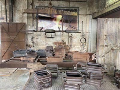 Metallgießerei Kiel Museum Howaldt-Werft