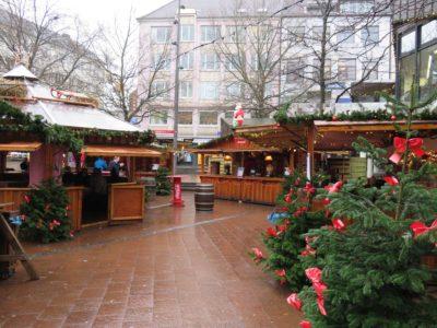 Alter Markt Kiel Altstadt-Weihnachtsmarkt