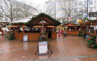 Kiel Altstadt Alter Markt Weihnachtsmarkt