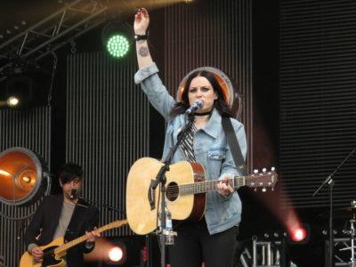 Amy Macdonald Konzert Kieler Woche 2017 live am 16.06.2017 an der Kieler Hörn