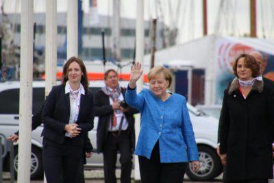 Angela Merkel Kiel 03.10.2019