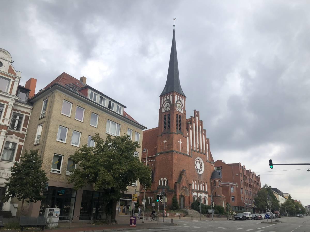 Ansgarkirche Kiel Holtenauer Straße