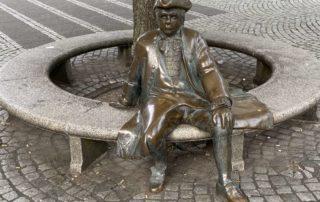 Asmus Bremer Skulptur in Kiel