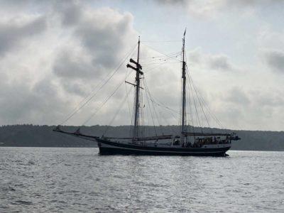 Banjaard Segelschiff