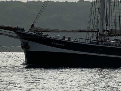 Banjaard Segelschiff Kieler Förde