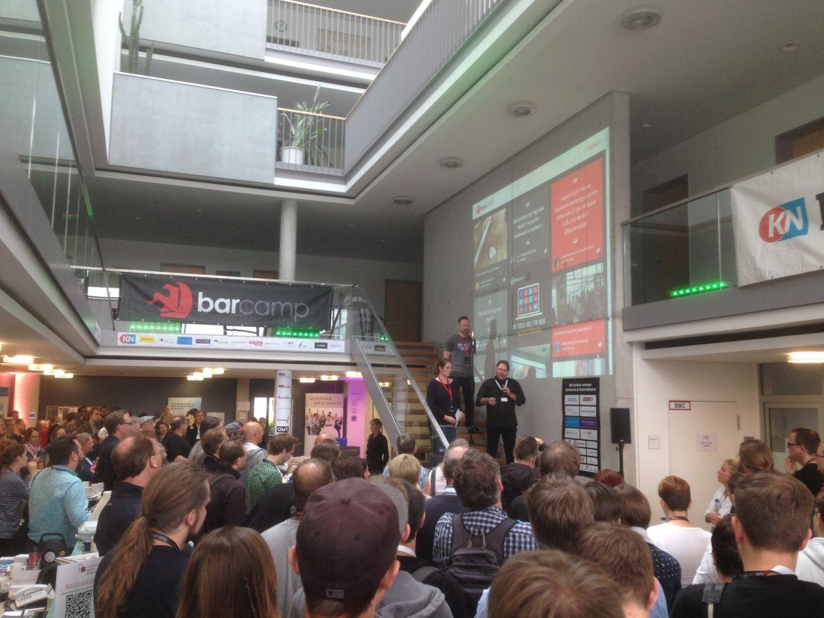 Barcamp Kiel 2017