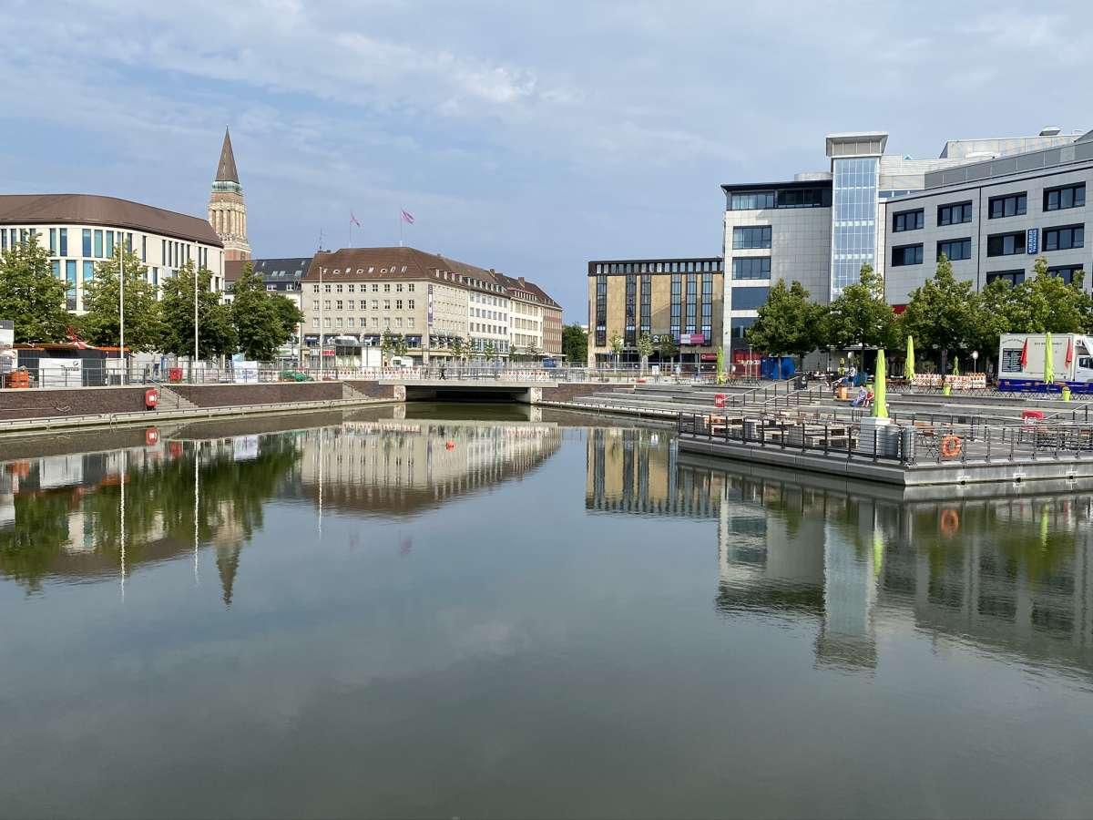 Bootshafen Kieler City