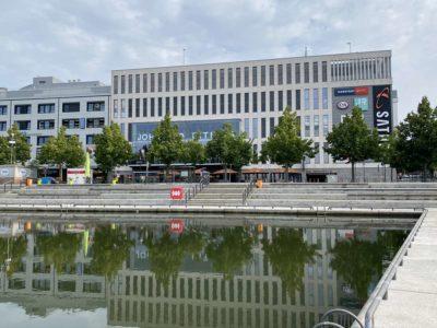 Bootshafen Kiel Nordlicht Einkaufszentrum