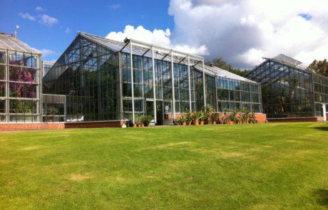 Gewächshäuser Botanischer Garten Kiel