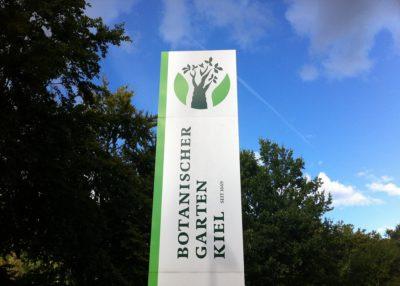 Botanischer Garten Kiel seit 1669