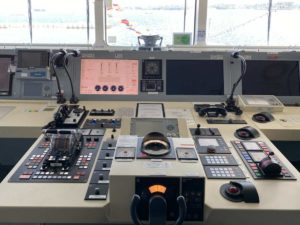 Brücke F223 Fregatte Nordrhein-Westfalen Open Ship