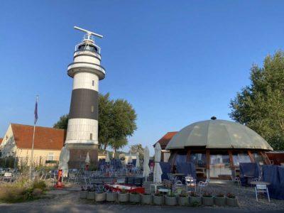 Bülker Leuchtturm & Leuchtturm Pavillon