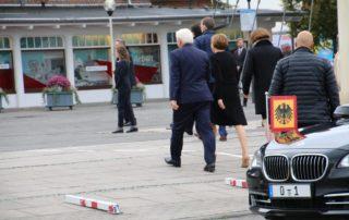 Bundespräsident Steinmeier in Kiel Tag der Deutschen Einheit 2019