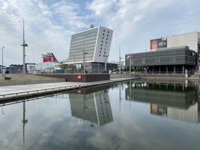 Bootshafen Kiel Schwedenkai & Casino