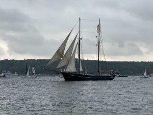 Segelschiff Catherina