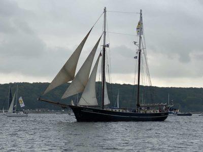 Catherina Segelschiff