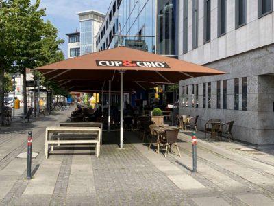 Cup & Cino Kiel Bootshafen