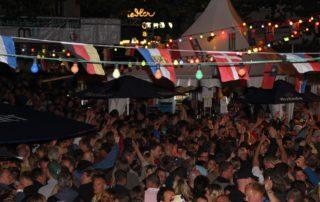 Kieler Woche Party am Alten Markt