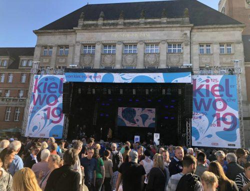 Kieler Woche 2020 von Juni auf September verschoben
