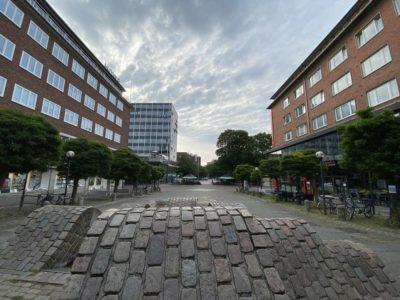 Europaplatz in Kiel