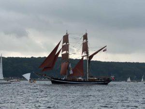 Eye of the Wind Segelschiff