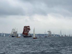 Eye of the Wind Segelschiff Windjammerparade Kiel