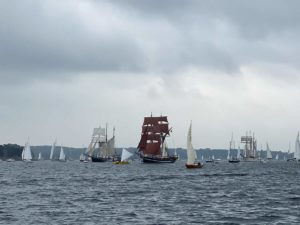 Eye of the Wind Windjammerparade Kiel