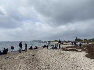 Falckensteiner Strand Windjammerparade 11.09.2021