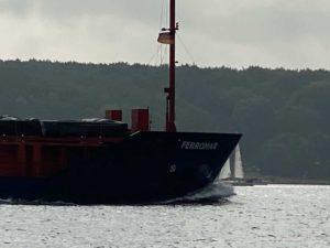 Ferromar Frachtschiff