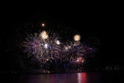 Sternenzauber Feuerwerk Kieler Woche 2021