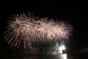 Feuerwerk Kieler Woche 2021